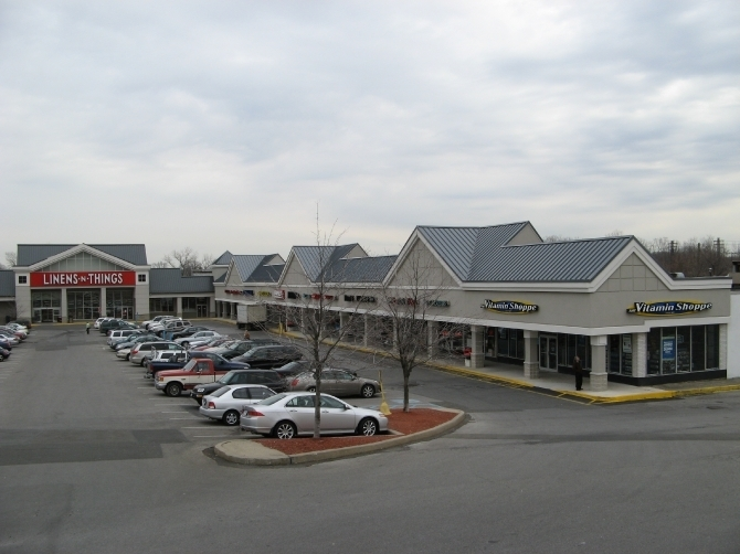 Port Chester Shopping Center