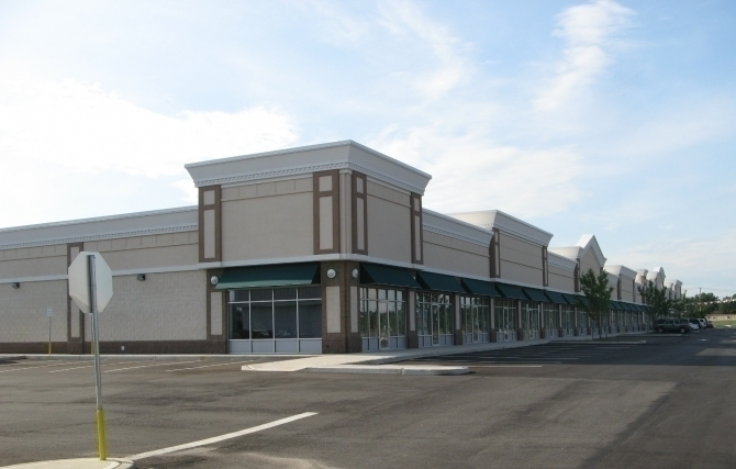 Deer Park Shopping Center, Deer Park NY